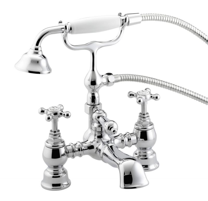 Bristan Trinity Bathroom Taps Basin Bath
