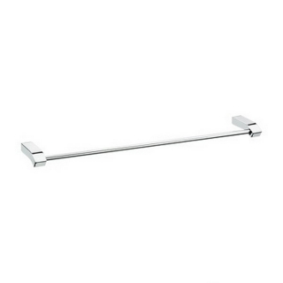 Bristan Twist Single Towel Rail Chrome Plated TW RAIL C