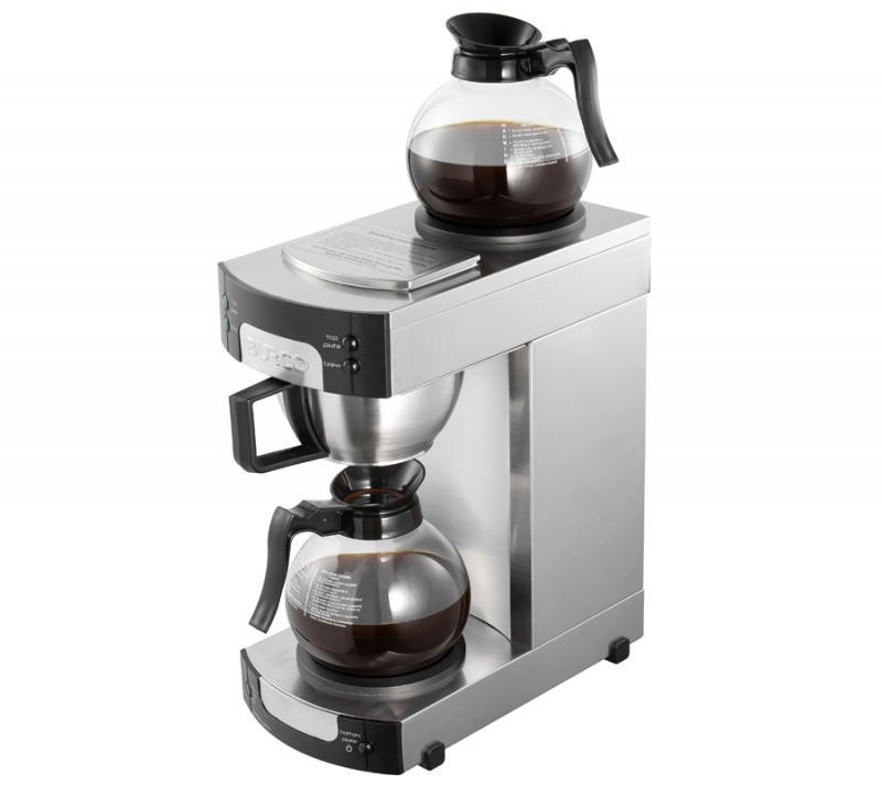 Pouring Hot Water Into Coffee Maker : Burco Manual Fill Pour-Over Coffee Maker CFFMFST Boiling ...