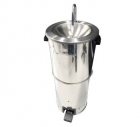 Image for Burco Mobile Handwash 10L Stainless Steel with Pedal - HW0110-P
