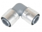 Image for Buteline Press-Fit Elbow - 16mm x 16mm - BE16