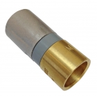 Image for Buteline Press-Fit Female Soldering Tail - 15mm CU x 16mm - BFB16