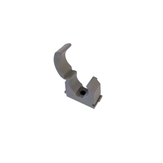 Buteline Press-Fit Interlockable Hinged Pipe Clips