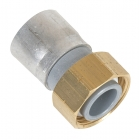 """Image for Buteline Press-Fit Tap Connector - 1/2"""" BSP x 16mm - BF16"""