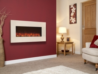 Celsi Electriflame Royal Botticino Electric Fire
