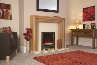 Celsi Electriflame XD Arcadia Gold Electric Fire
