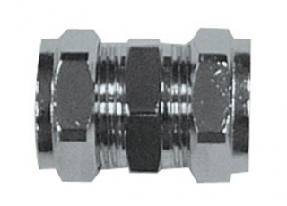 Primaflow Chrome Compression Couplings