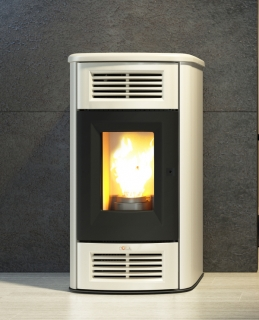 Cola Beauty 13 Ductable Pellet Air Stoves