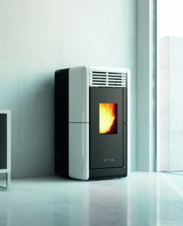 Cola Calla Ductable Pellet Air Stoves