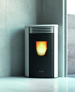 Cola Mimosa Ductable Pellet Air Stoves