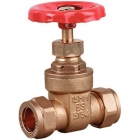 compression gate valves