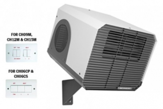 Consort Commercial Fan Heaters