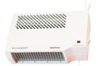 Consort Downflow Fan Heaters - Double Insulated