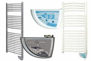 Consort Electronically Controlled Ladder Towel Rails
