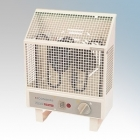 Image for Consort Frostfighter Utility 1kW Radiant Heater with Fan UHA10S