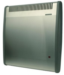 Consort Manually Controlled Stainless Steel Panel Heaters - Thermostat, Switches & Timer