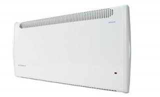 Consort PLST White Low Surface Temperature Fan Heaters