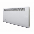 Image for Consort PLSTi075E 0.75kW Slimline Panel Heater With Intelligent Fan Control