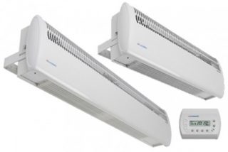 Consort Screenzone Wireless Controlled Air Curtains