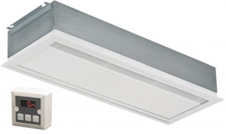 Consort Screezone Large Commercial Recessed Air Curtains