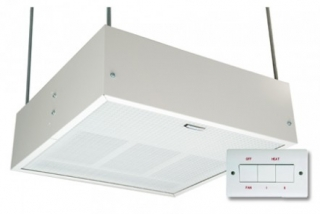 Consort Surface Mounted Ceiling Fan Heaters
