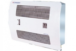 Consort Wall Mounted Recessed 2kW Fan Heaters