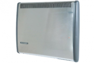 Consort Wireless Controlled Stainless Steel Panel Heaters