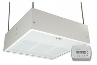 Consort Wireless Controlled Surface Mounted Ceiling Fan Heaters