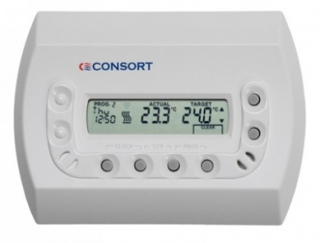 Consort Wireless Thermostat Control System