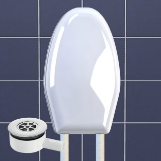 Contour P12 Shower Waste Pump & Trap For Shower Tray
