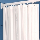 Image for Contour Striped Shower Curtain - 2500mm x 2000mm