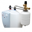 Image for Crown 2 Litre Expansion Vessel And Check Valve Bracket And Fittings