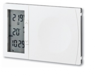 Danfoss TP7001 7 Day Programmable Room Thermostat (Battery)