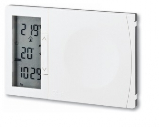 Danfoss TP7001 7 Day Programmable Room Thermostat (Mains)