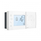 Image for Danfoss TPOne-RF Wireless Programmable Room Thermostat & RX1-S Single Channel Receiver  - 087N785400