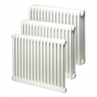 Image for Delonghi 3 Column Radiator 600mm x 578mm 12 Sections