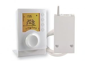 Delta Dore Tybox 137 Programmable Room Thermostat