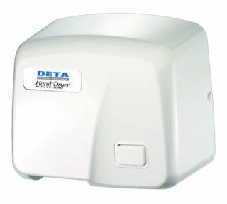 Deta Compact 1.9kW Push Hand Dryer