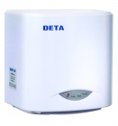 Image for Deta Compact High Speed 1.1kW Energy Saving White Hand Dryer