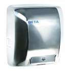 Image for Deta Heavy Duty High Speed 1.8kW Energy Saving Silver Hand Dryer