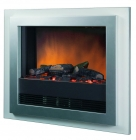 Image for Dimplex Bizet Wall Mounted Silver Grey Electric Fire - BZT20N