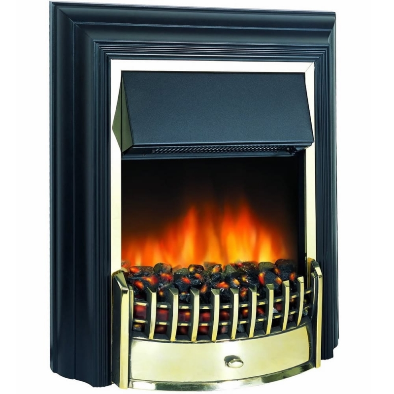 Dimplex Cheriton Freestanding Electric Fire Outset Electric Fires Plumbnation Co Uk
