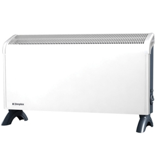 Dimplex Contrast Convector Heaters with 24 Hour Timer