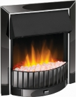 Image for Dimplex Delius Optiflame Electric Inset Fire Black Nickel - DLS20BN-LED