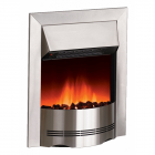 Image for Dimplex Elda Optiflame Stainless Steel - ELD20E