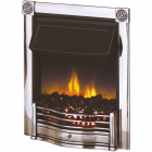 Image for Dimplex Horton Chrome Electric Fire - HTN20CH