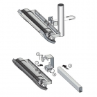 Image for Dimplex MK1 Wall Bracket Kit - MK1WALLKIT