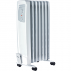 Image for Dimplex Oil Filled Column 2kW Radiator with Timer OFC2000Ti
