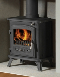 Dimplex Westcott Smoke Exempt Solid Fuel Stove