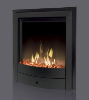 Dimplex X1 Black Electric Fire